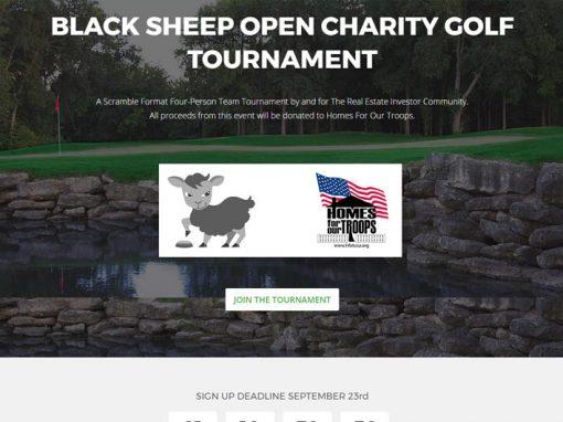 Black Sheep Open