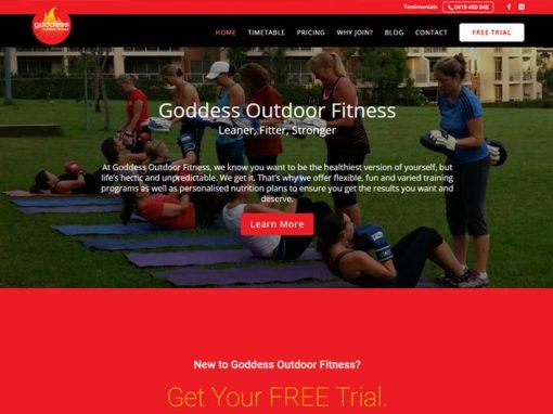 Goddess Outdoor Fitness