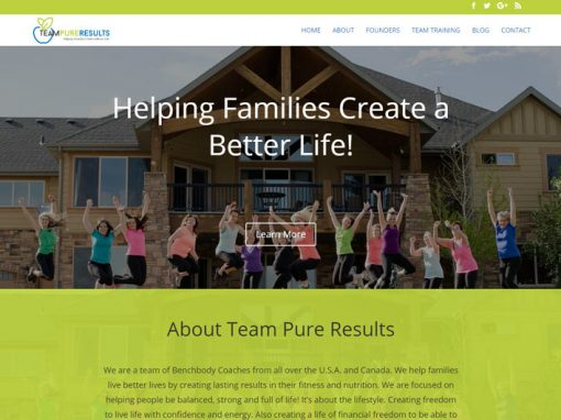 Team Pure Results