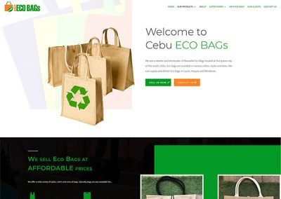 Cebu Eco Bags
